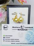 Anting Emas Dewi Mutiara Air Laut